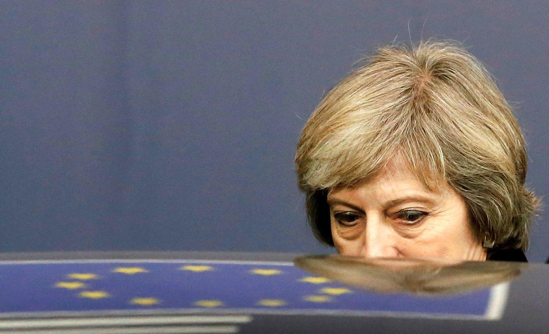 Theresa May:derybininkė, kurios ES nepažįsta