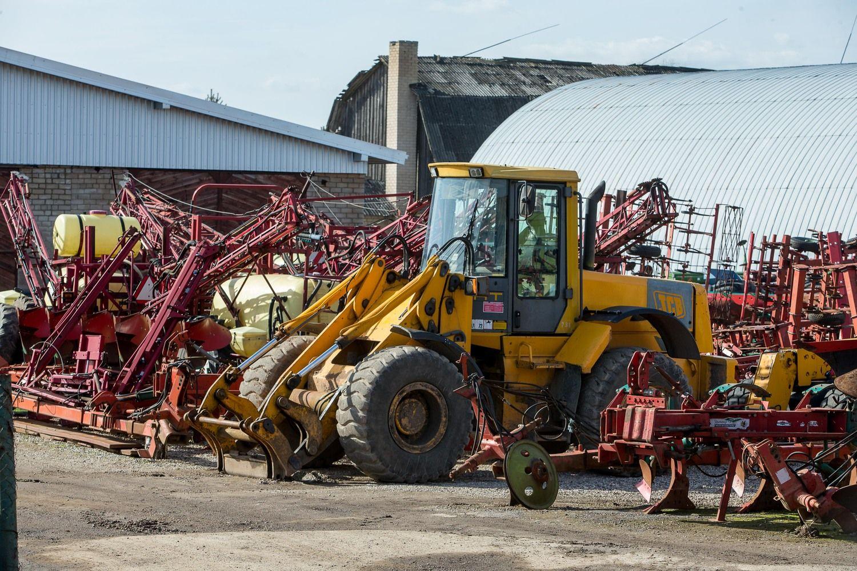 Agrotechnikos įmonėms žada lengvesnius metus