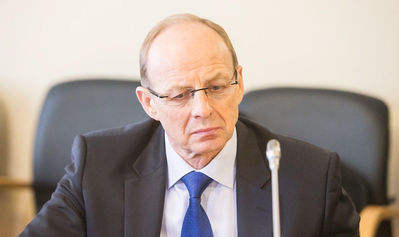 Teismas išnagrinėjoMiliaus skundą dėl atleidimo