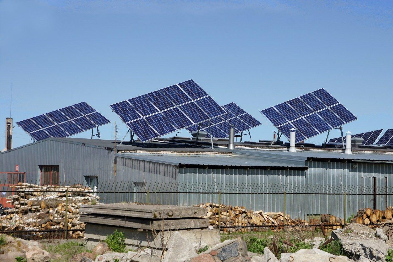 Energetinį auditą pramonė gali finansuoti ES lėšomis