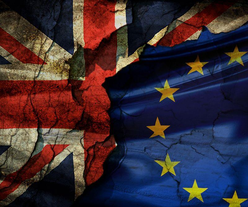 Į Theresos May, JK premjerės, skyrybų su ES pareiškimą Briuselis atsakė griežtu tonu. VŽ nuotr.