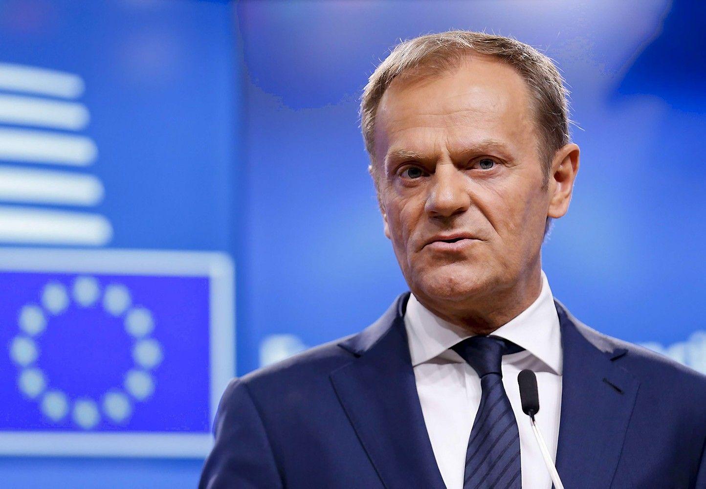 "ES išdėstė kietas derybų dėl ""Brexit"" sąlygas"