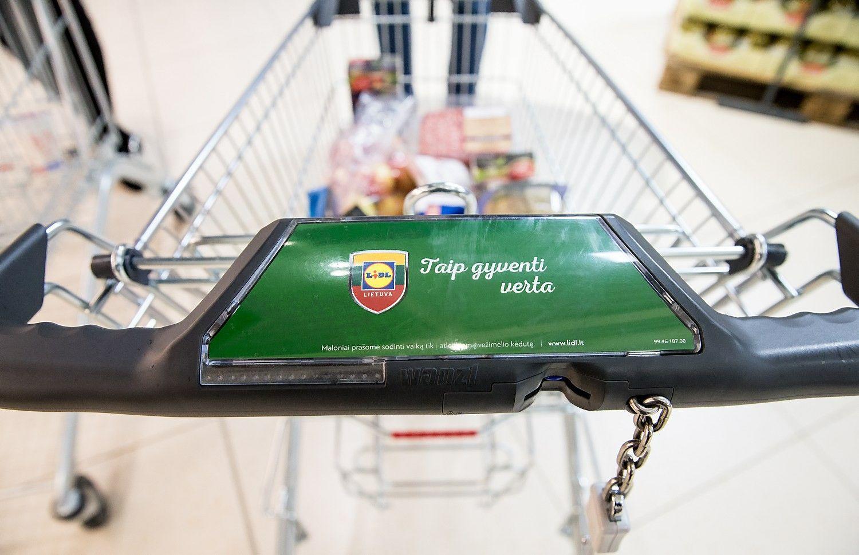 """""""Lidl Lietuva"""" registruoja naują šūkį"""