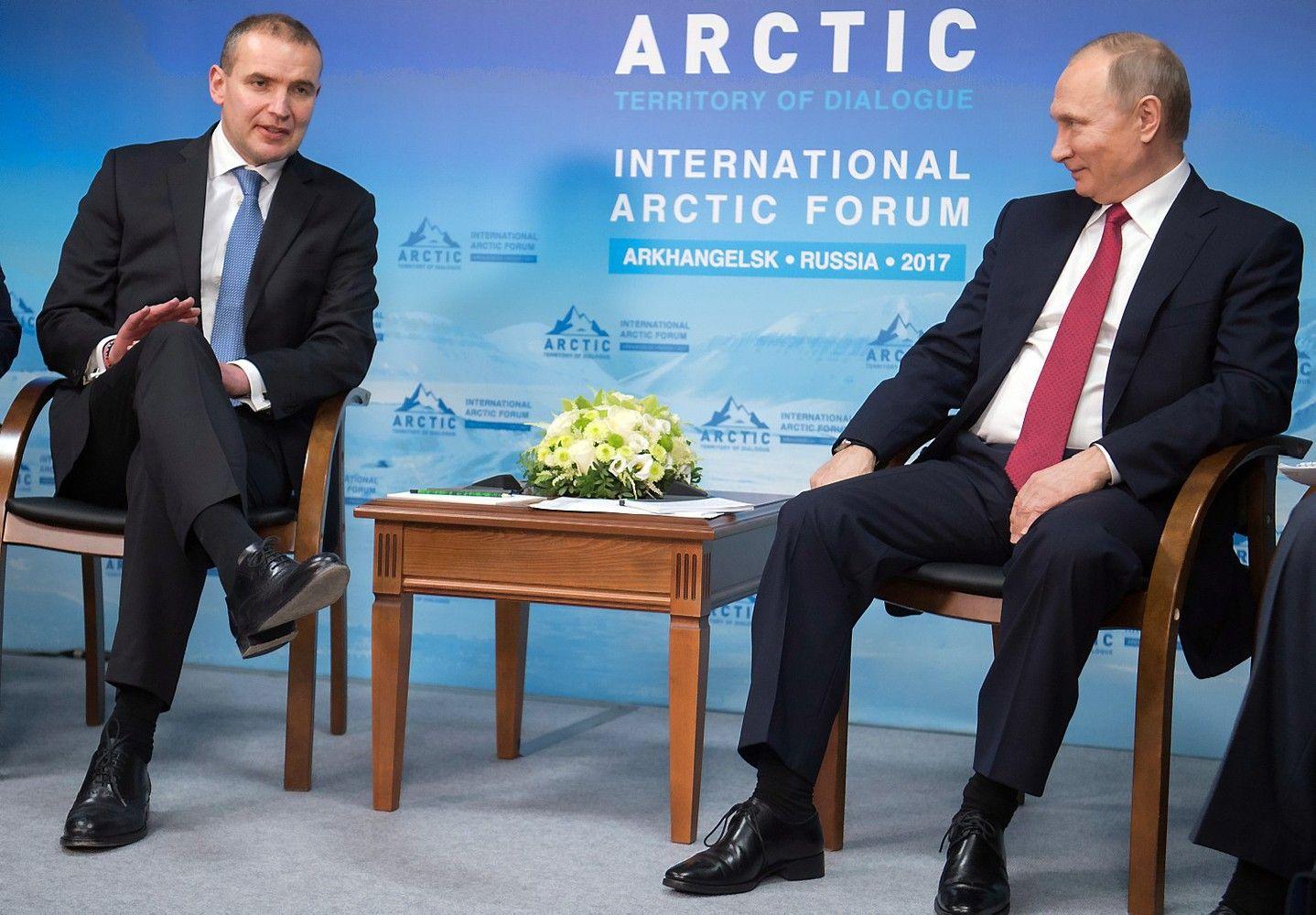 Putinas yra pasiryžęs susitikti su Trumpu Suomijoje