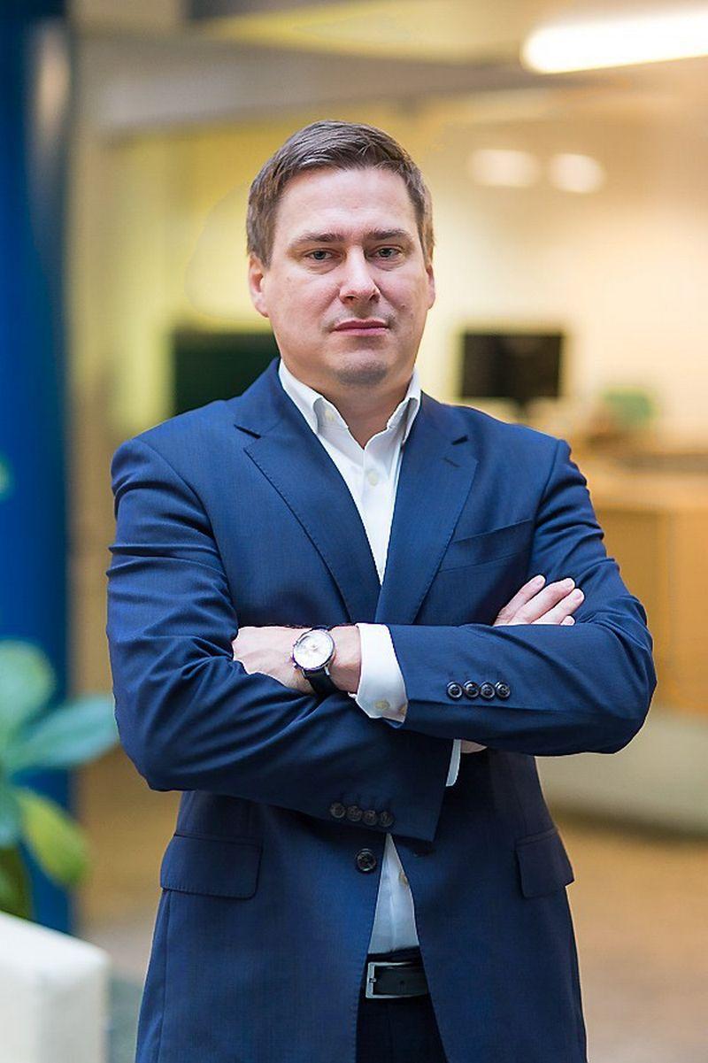 """Valdas Šimas, """"Alna Software"""" generalinis direktorius: Bendrovės nuotr."""