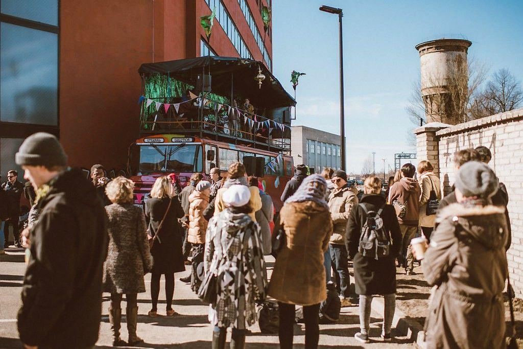 """Tallinn Music Week"" – profesionalams, mėgėjams"
