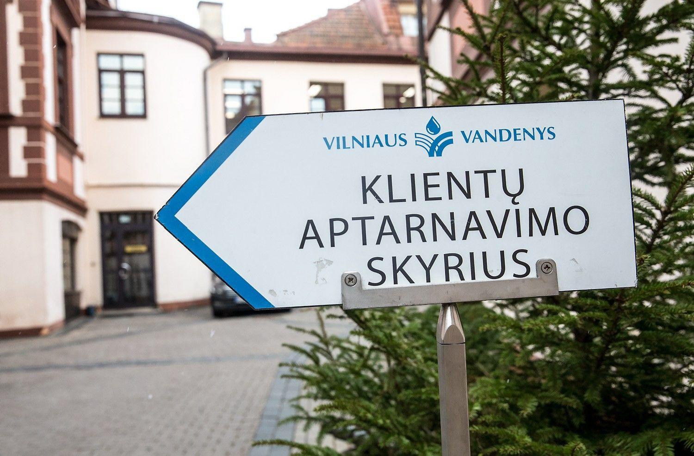 """""""Vilniaus vandenys"""" atnaujina sutartis visiems klientams"""