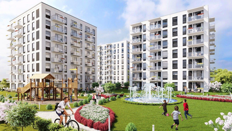 """""""Hanner"""" projekte Vilniuje – dar 3 daugiabučiai ir butai su pilna apdaila"""