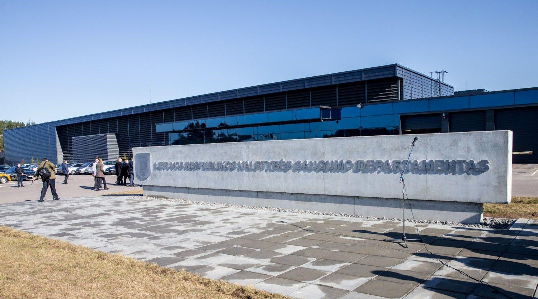 VSD kartoja – Rusijos politika tebekelia didelę grėsmę Lietuvai