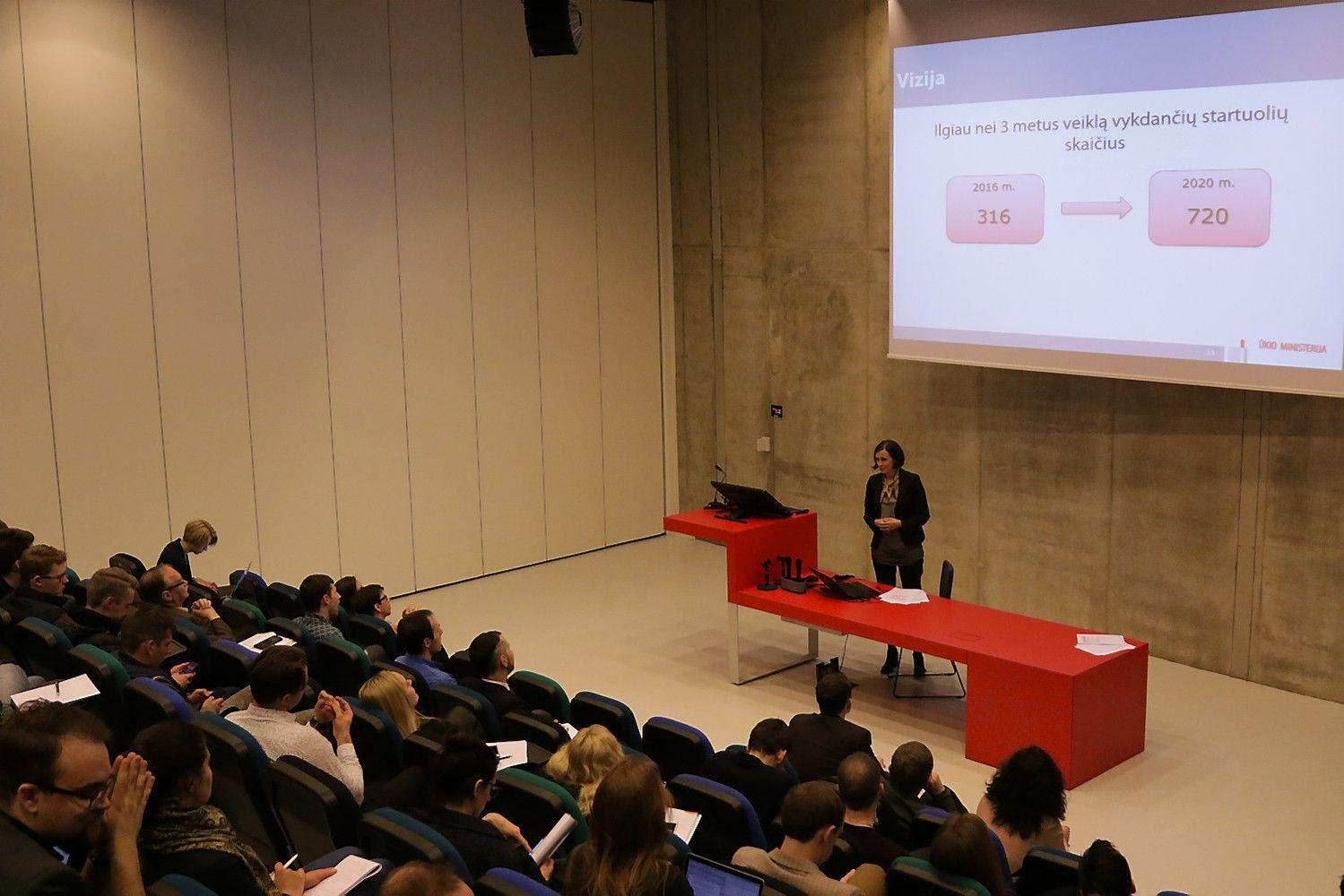 Kauno universitetai įkūrė Lietuvos startuolių asociaciją