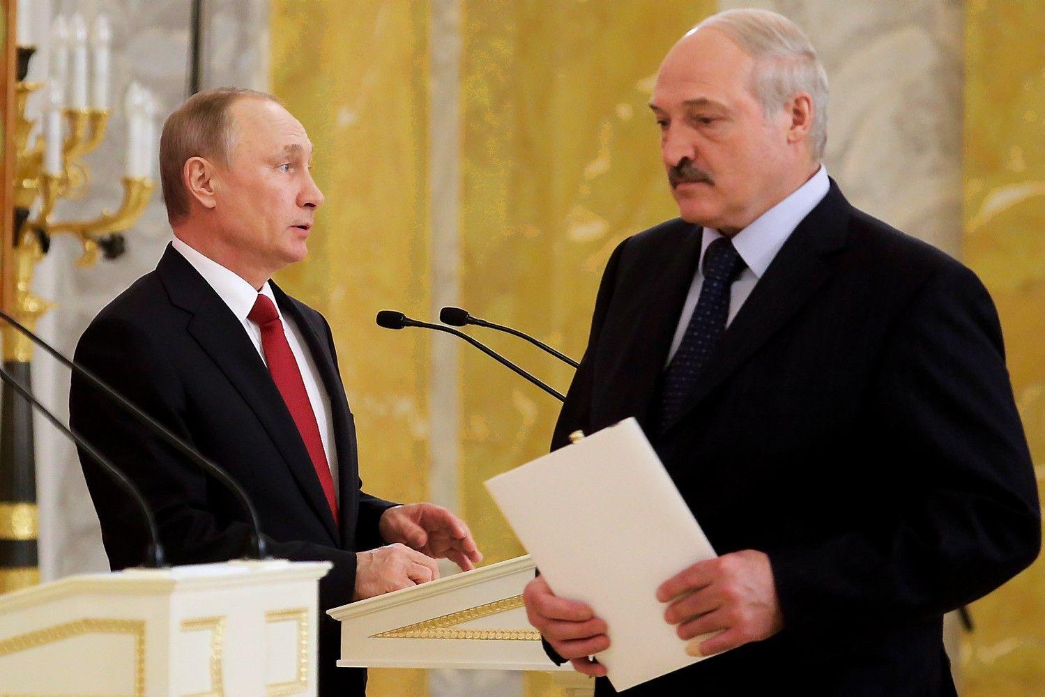 Žada užbaigti Rusijos ir Baltarusijos konfliktą dėl naftos ir dujų