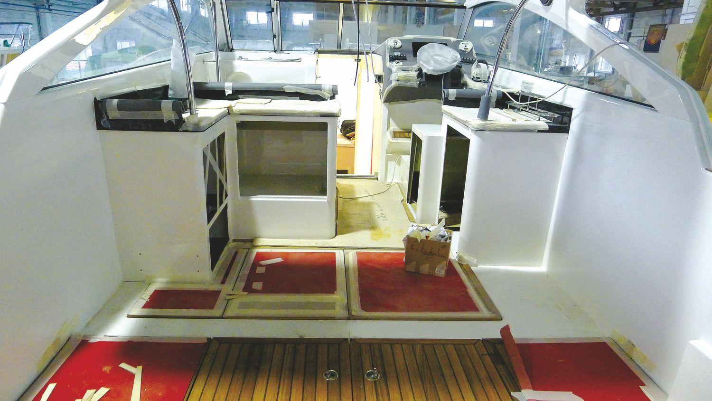 """""""Marex Boats""""stato naują gamyklą: tikslas – dviguba apimtis"""