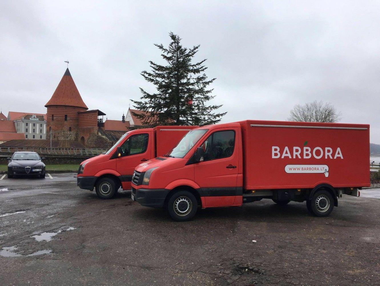 """Barbora"" pradeda darbą Kaune"