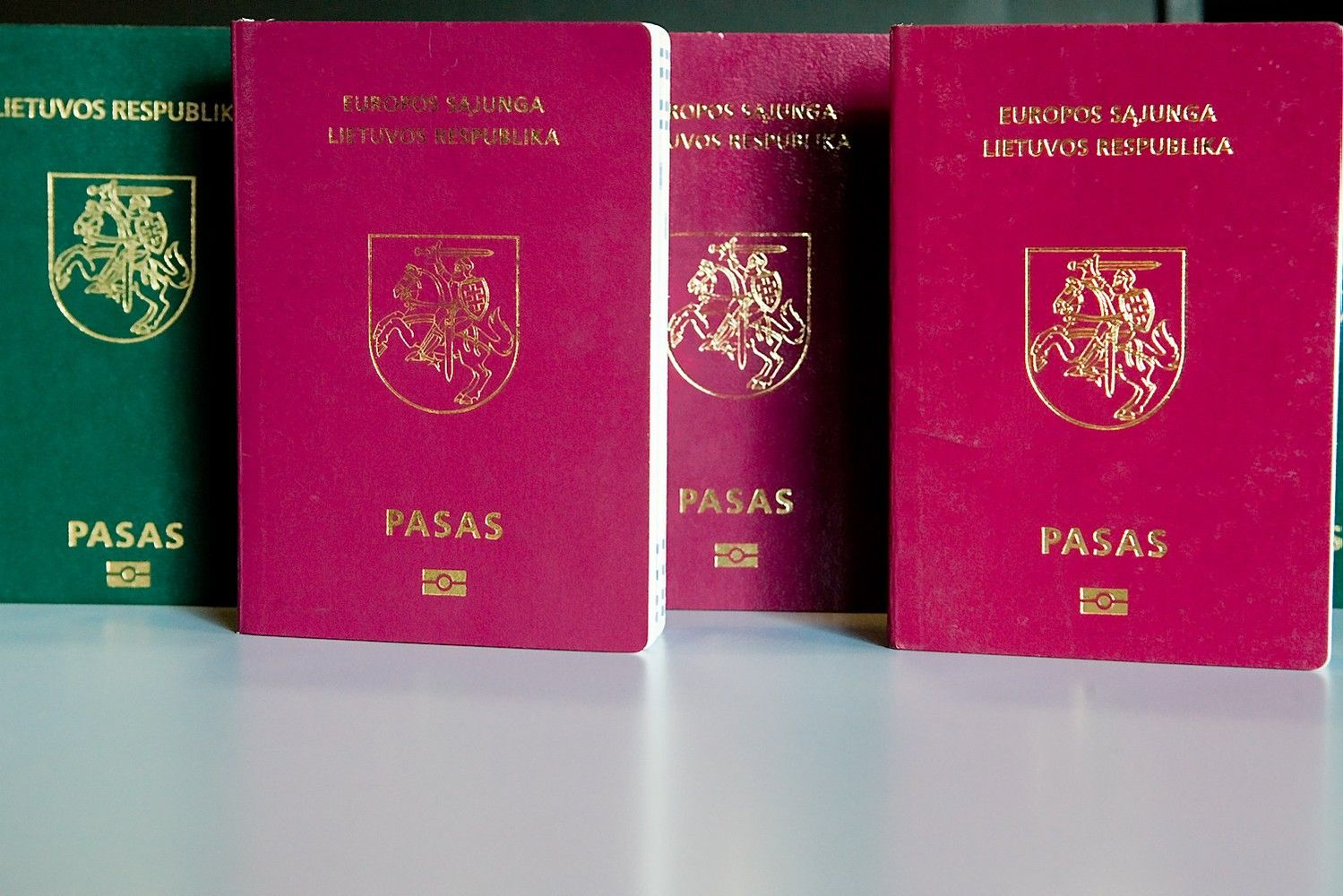 Pusė Seimo narių nori leisti lietuviškuose dokumentuose q, w ir x