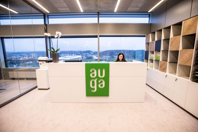 """Auga group"" – 14.000 Eur bauda iš Lietuvos banko"