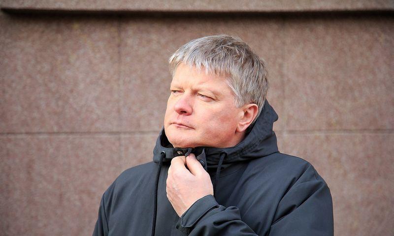 Aplinkos ministras Kęstutis Navickas. Vladimiro Ivanovo (VŽ) nuotr.