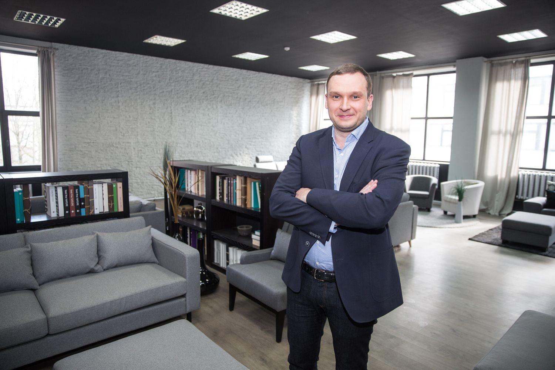 "SBA grupė: garvežys liko ""Klaipėdos baldai"", stebino ""Kauno baldai"""