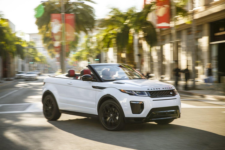 """Range Rover Evoque"" keičia bestogių taisykles"