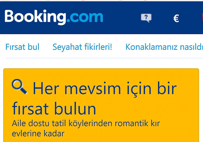"""Turkijos viešbučiaireikalauja atblokuoti """"Booking.com"""""""