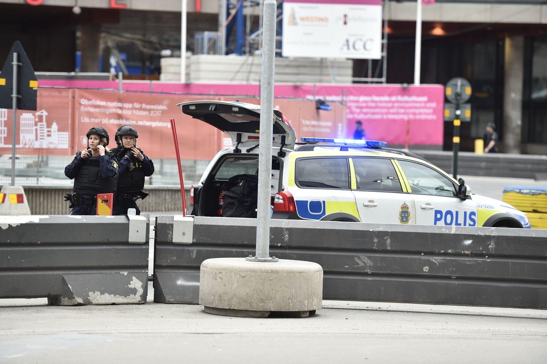 Patvirtintos Stokholmo išpuolio aukų tapatybės, suimtas antras įtariamasis