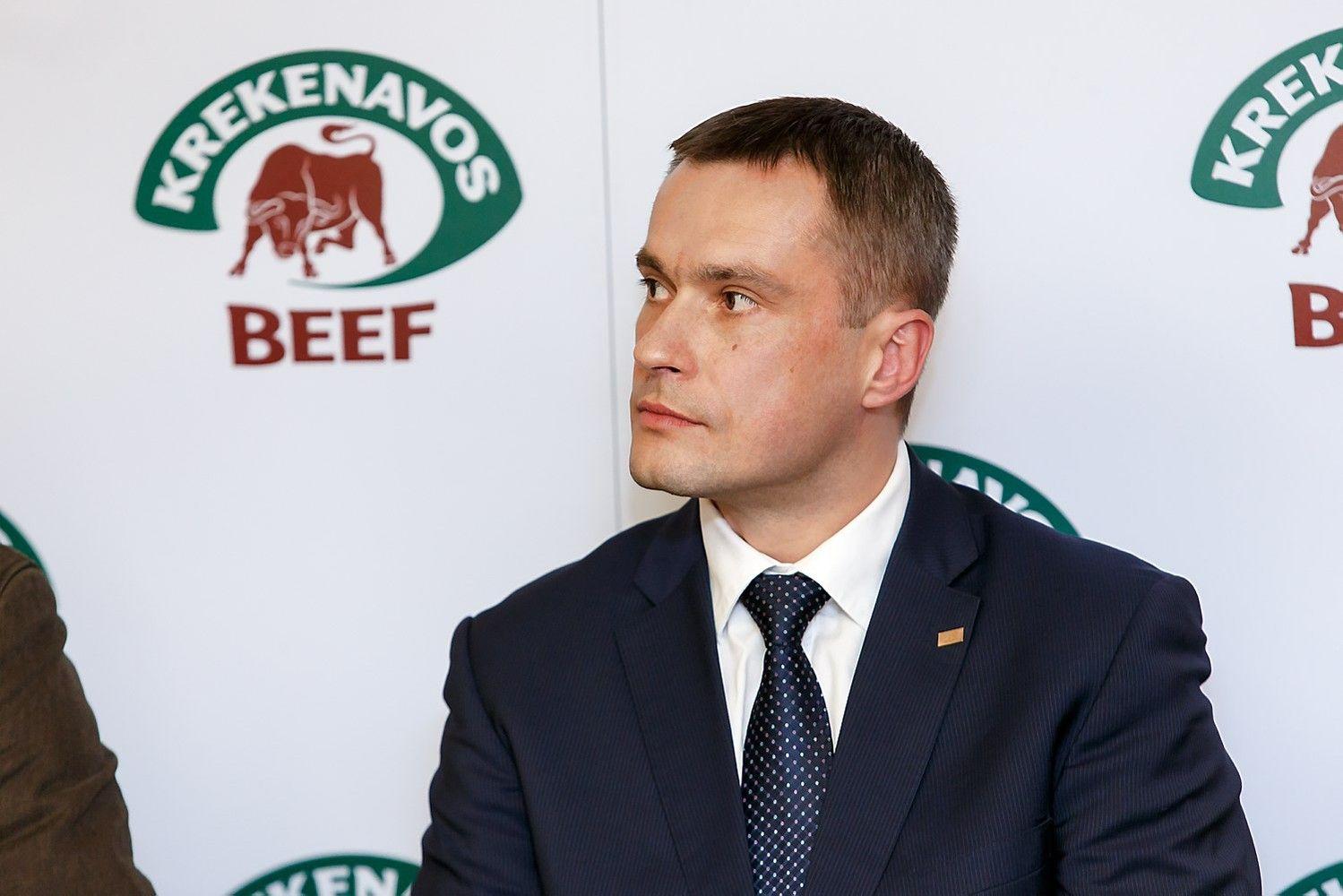 Didžiausia mėsos perdirbėja– paskui lietuvius pirkėjus į Lenkiją