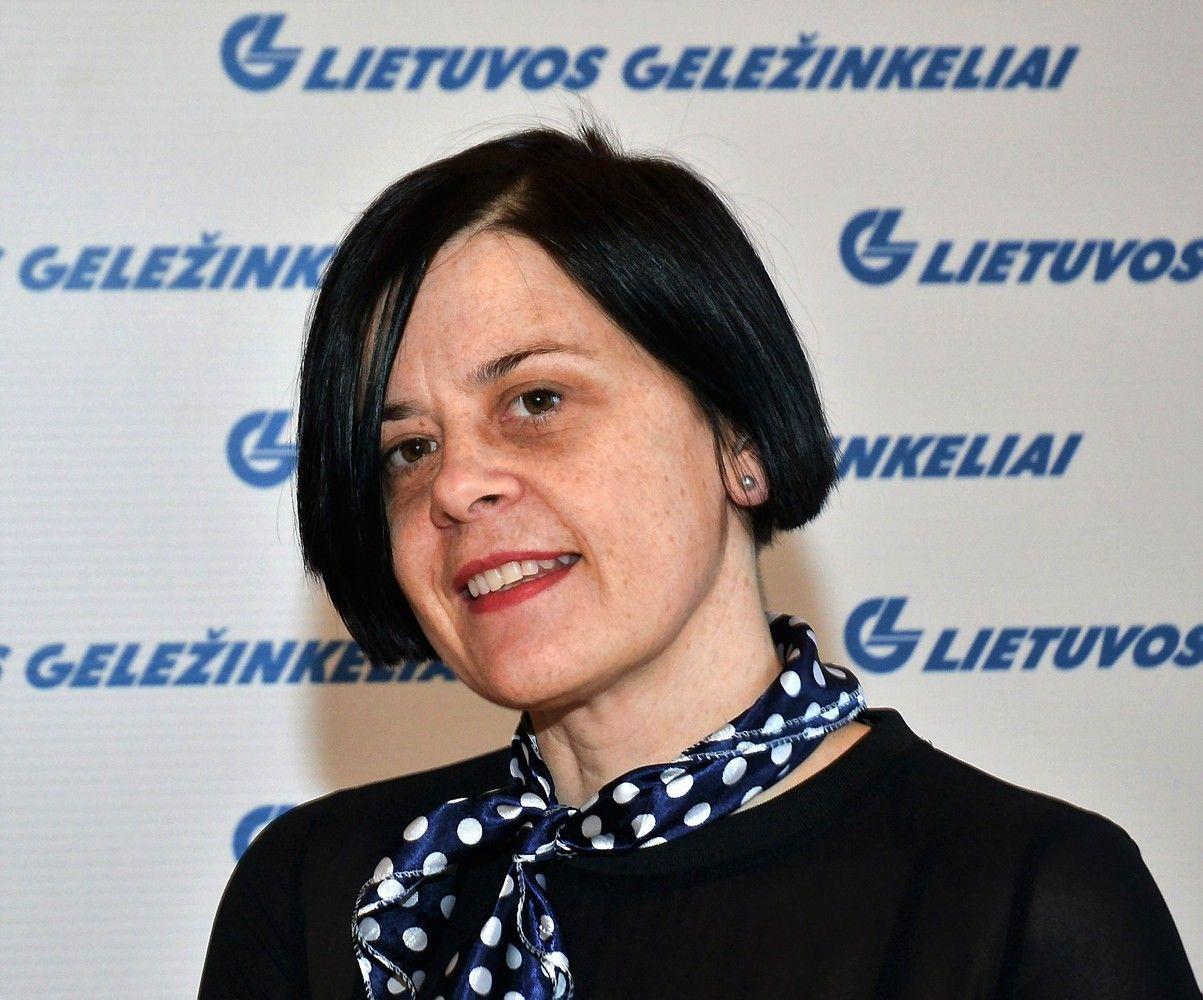 """Personalo vadovę """"Lietuvos geležinkeliai"""" prisiviliojo iš """"Barclays"""""""
