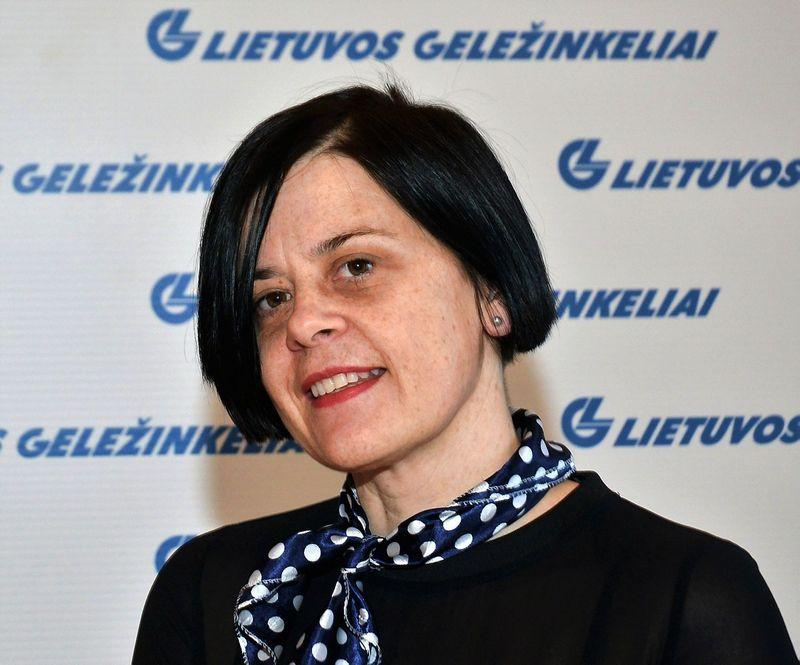 Irena Balkūnė. Bendrovės nuotr.