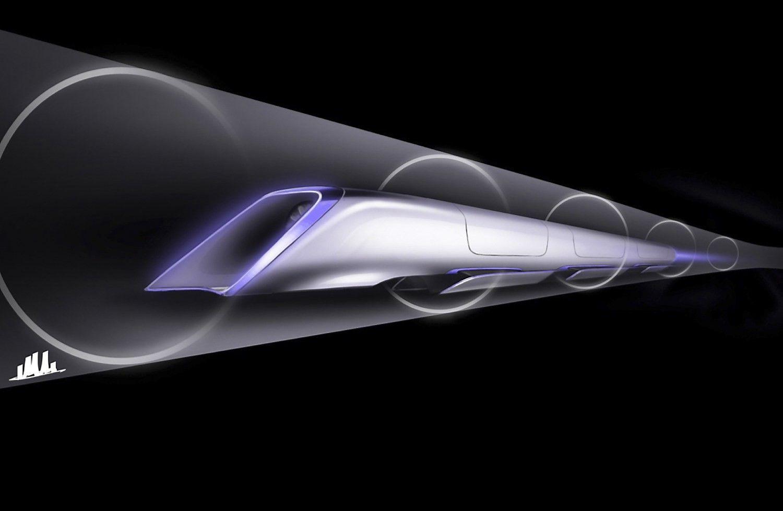 """""""Hyperloop Baltica"""": į Helsinkį arba Varšuvą – per pusvalandį?!"""