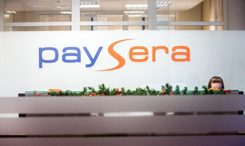 """""""Paysera"""" veiklos pelną augino iki 461.000 Eur"""