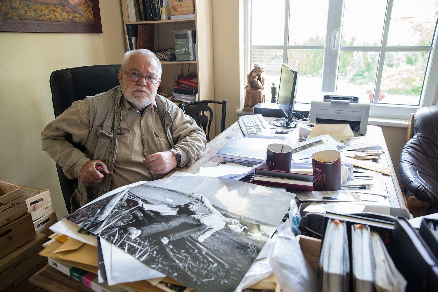 Antanui Sutkui paskirta vokiečių fotografijos premija