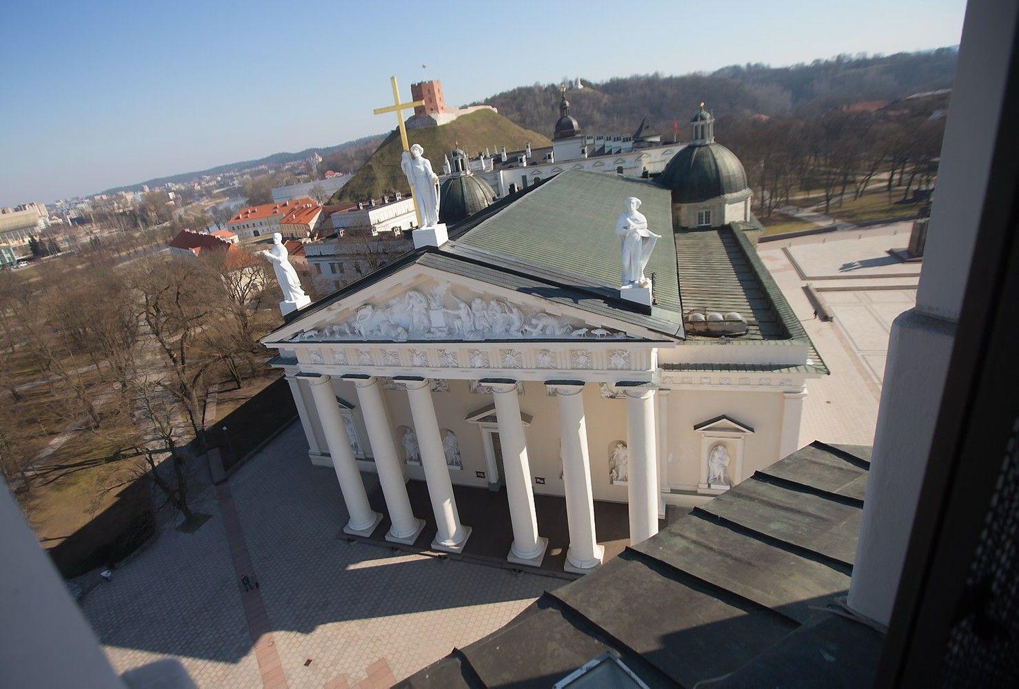 Tyrimas: Vilnius – antras pigiausias miestas savaitgalio išvykoms