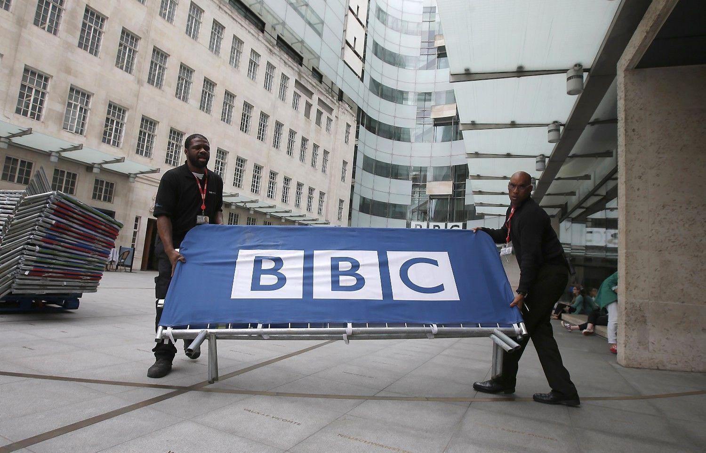 BBC turi didesnių planų Baltijos šalyse