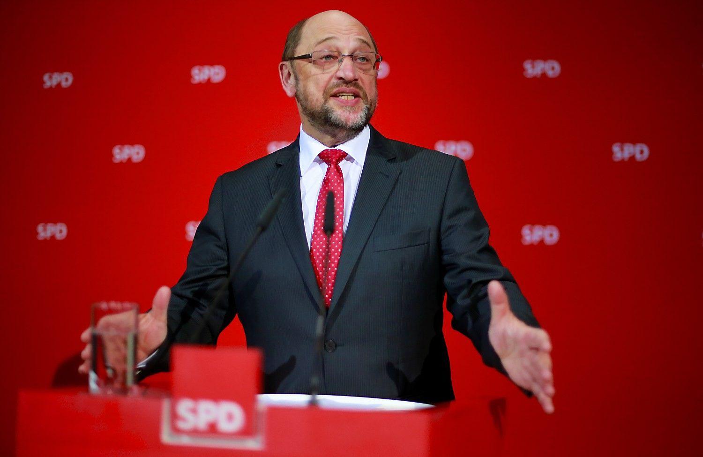 Schulzas: Vokietija neskirs 2% nuo BVP gynybai