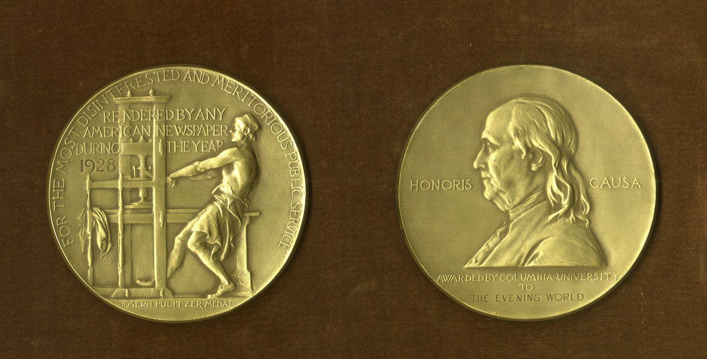 Paskelbti prestižinės Pulitzerio premijos laureatai