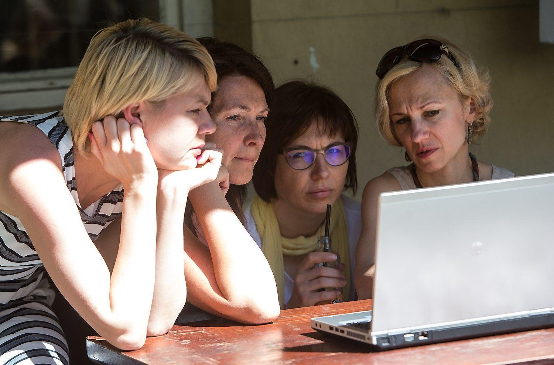 Lietuvos IT sektoriaus gelbėjimo ratas – moterys