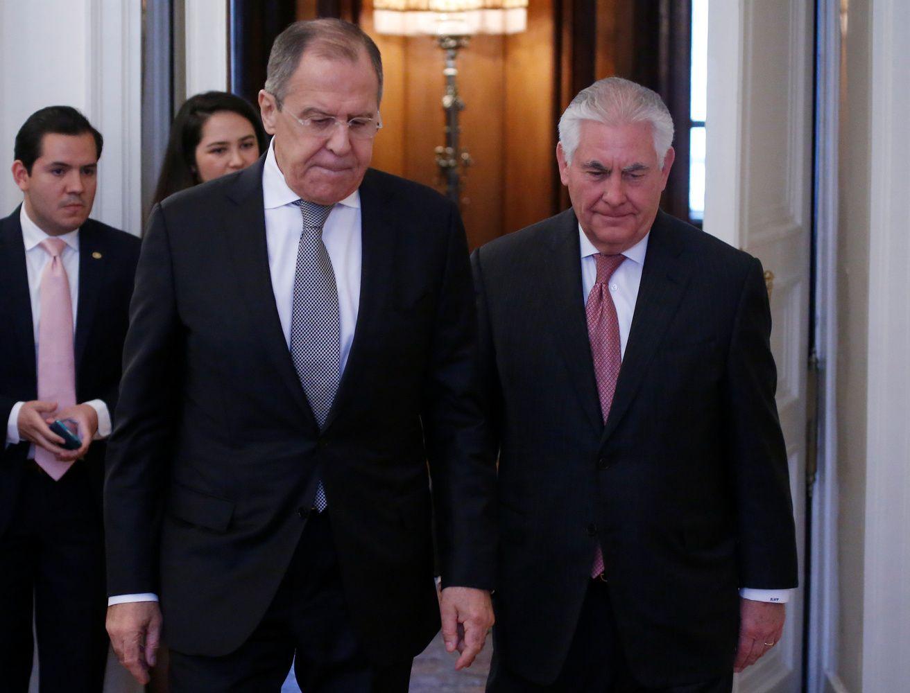 """JAV pakartojo nematanti Assado ateities, Rusija priminė """"nevykusius"""" perversmus"""