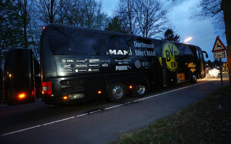 """Dėl """"Borussia"""" atakos suimtas islamistas"""
