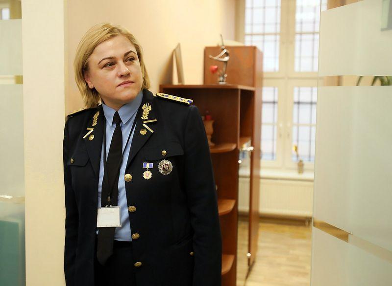Živilė Mikėnaitė. Eriko Ovčarenko ( 15min) nuotr.