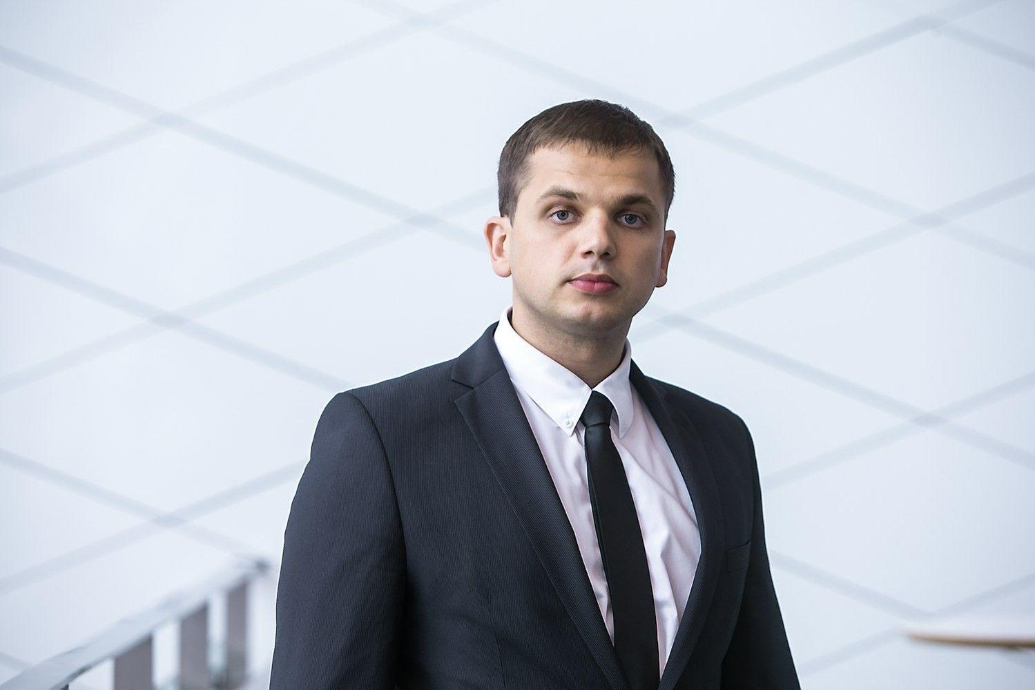 Biržoje siurbė skiestas Šiaulių banko akcijas