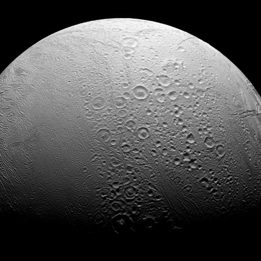 NASA: Jupiterio ir Saturno palydovuose yra sąlygos gyvybei