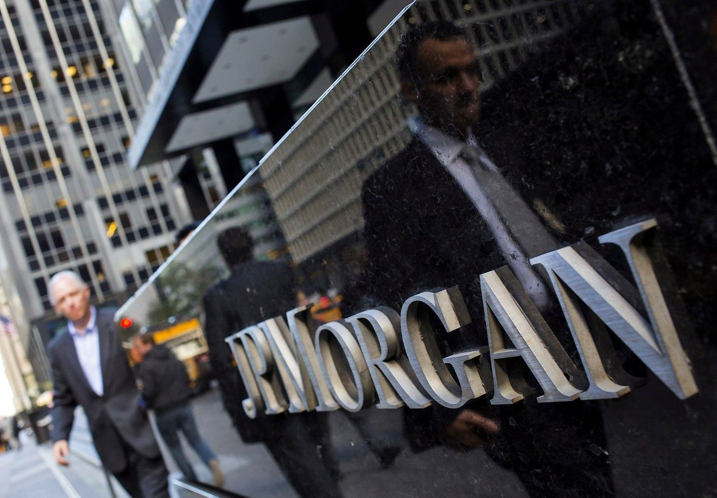 """""""JP Morgan"""" ir """"Citigroup""""gerokai išaugino pelną"""