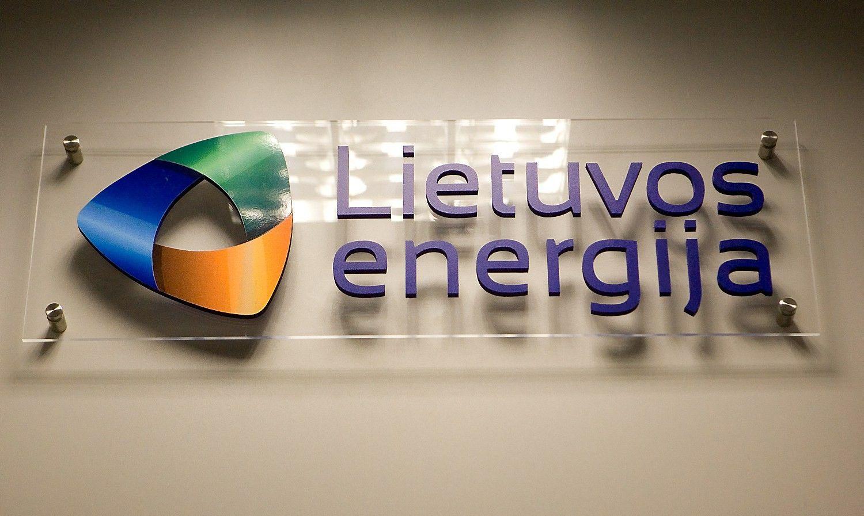 """Lietuvos energija"" į biudžetąįlies 100 mln. Eur dividendų"