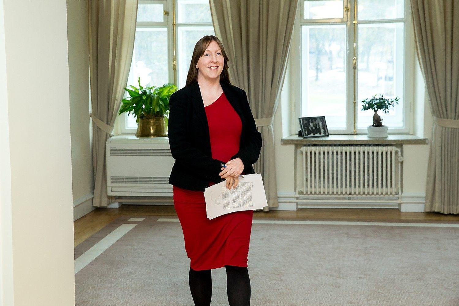 JK ambasadorė Lietuvoje: neatsitversime aukšta siena nuo Sąjungos