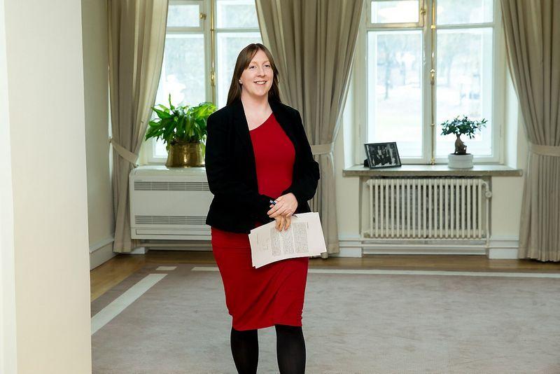 Claire Lawrence, Jungtinės Karalystės ambasadorė.  Vladimiro Ivanovo (VŽ) nuotr.