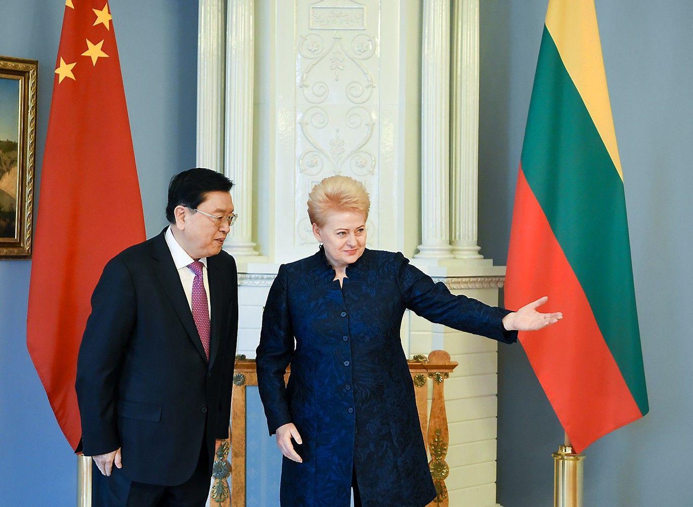 Svarstoma tiesioginio skrydžio iš Lietuvos į Kiniją galimybė