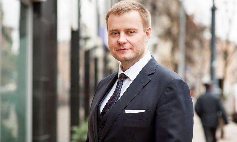Tomas Seikalis, advokatų kontoros GLIMSTEDT vyresnysis teisininkas.