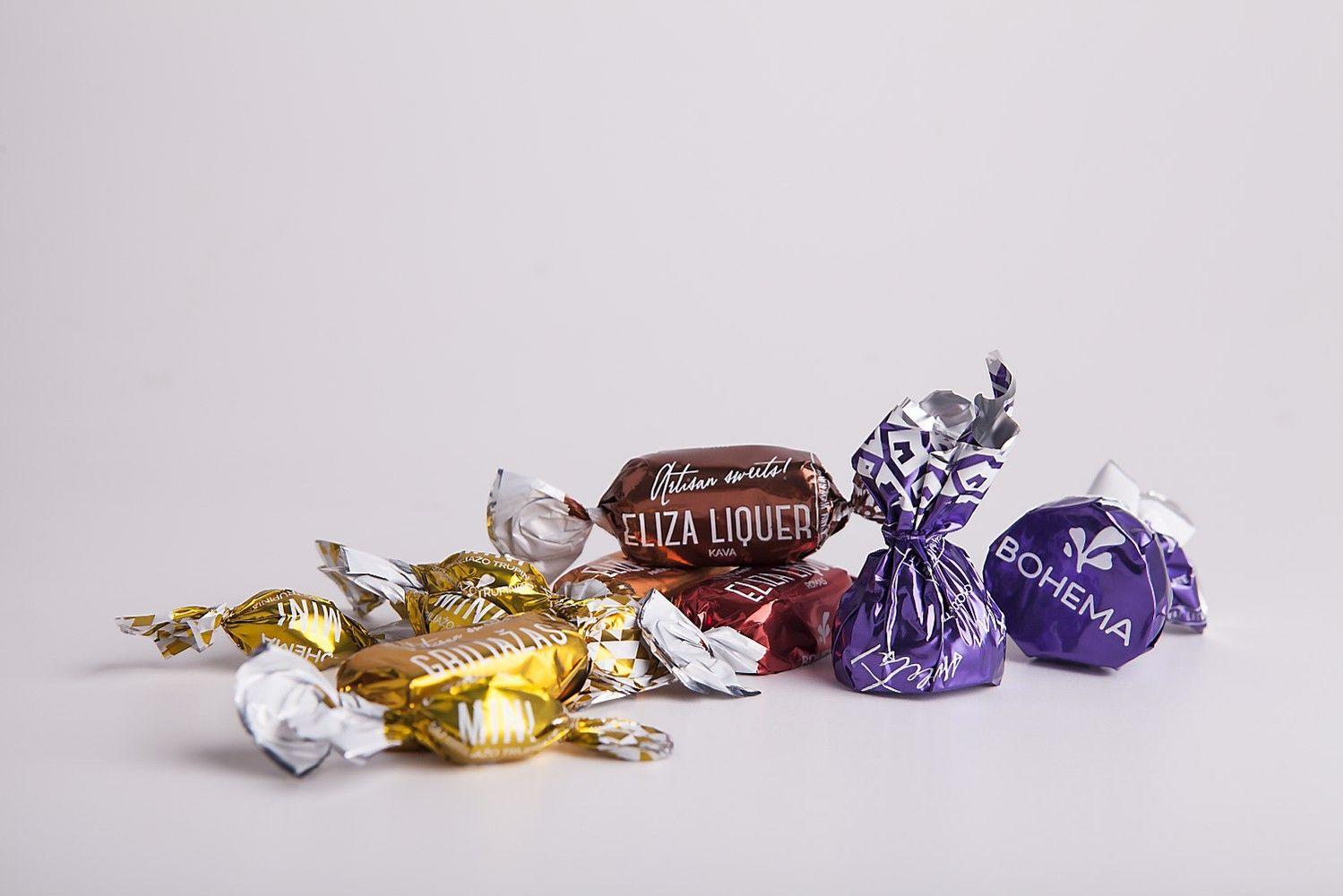 Iš parodos Dubajuje parsivežė užsakymų saldumynams