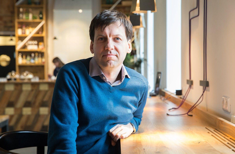 Lietuviškas finansų startuolis taikosi į JK fondų valdymo pramonę