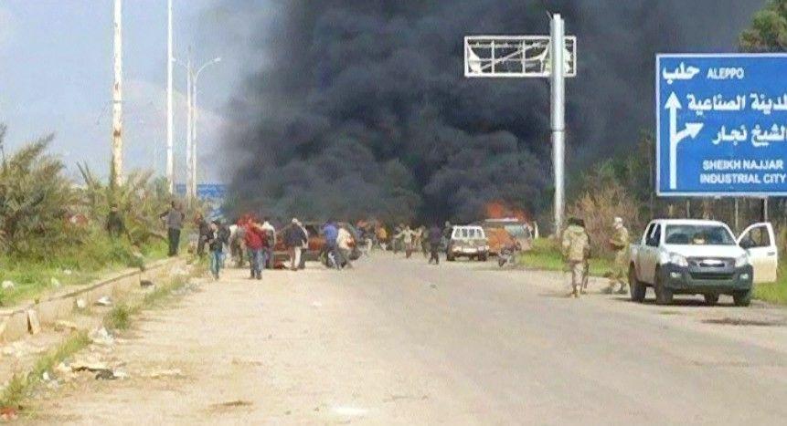 Galingas sprogimas Sirijoje – 126 žuvo