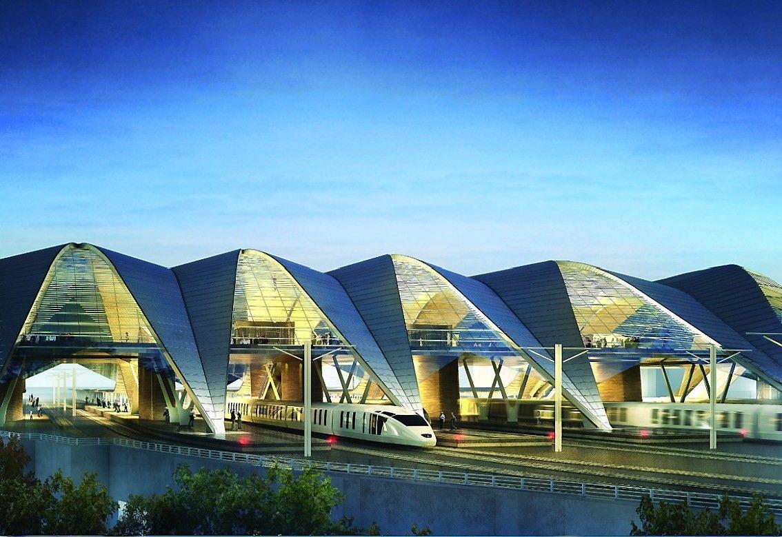 Skelbiamas tarptautinis konkursas rekonstruoti Rygos stotį